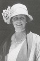 Blanche (Hinman) Garland in the 1930s