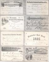 Rail Passes from 1886