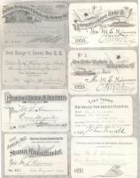 Rail Passes from 1893