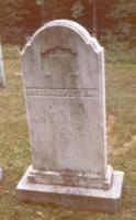 Tombstone of Moses Jewett (1795-1869)