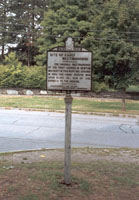Site of Early Meetinghouse